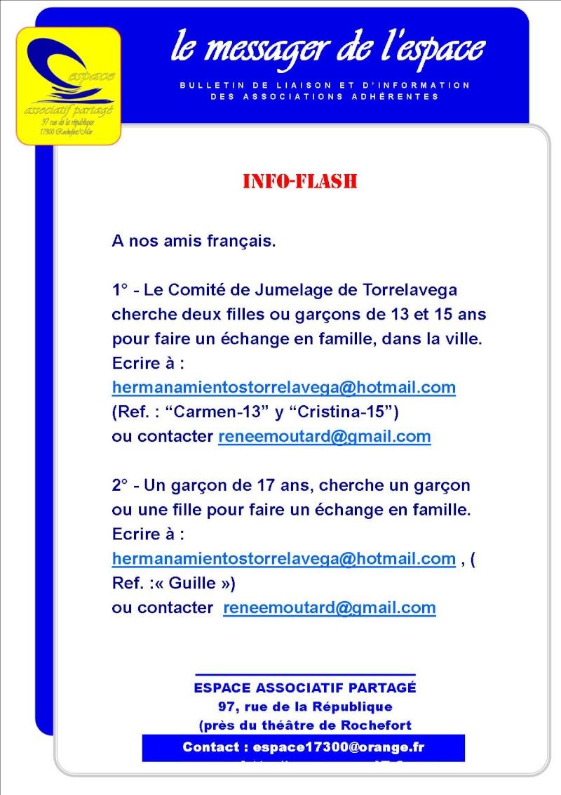 info flash comité de jumelage Jumela10