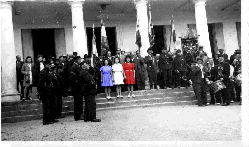 70 ans de la première municipalité Y10