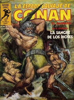 Agonía, martirio y muerte de CONAN El Bárbaro Estala10