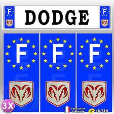 stickers plaque d'immatriculation M5nsdl10