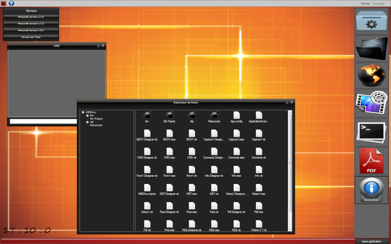 MEGAvx - OS Viruel - VB.NET - SZ Screen11