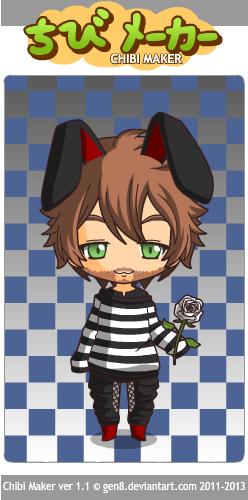 Chibimaker, des avatars tout choupi ! Chibi10