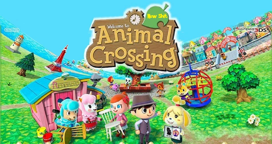 Animal Crossing New Shit RPG