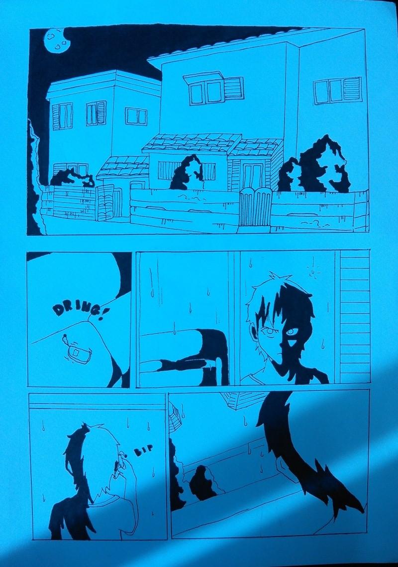 "Mon manga:"" Seiji's Road ""  Manga_10"