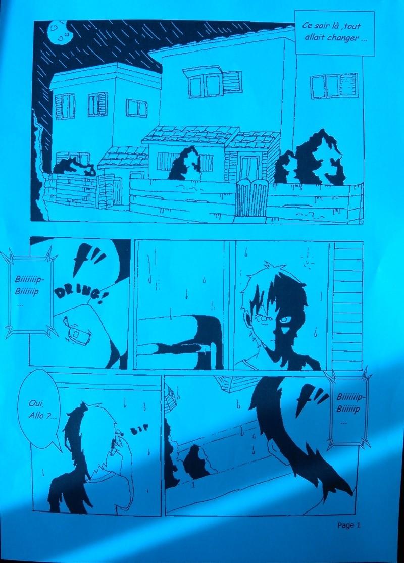 "Mon manga:"" Seiji's Road ""  Manga_11"