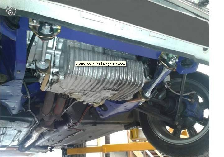 Soudure tirant moteur berceau avant 10566510