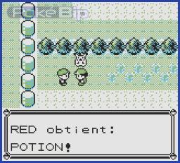 Soluce Pokemon Jaune . Partie 1 : Bourg Palette à Argenta 00710