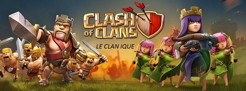 Forum du clan Ique