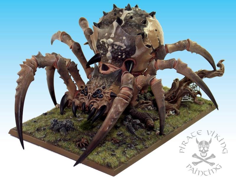 Galerie d'inspiration- Les figurines de Gobz - Page 2 Arachn10