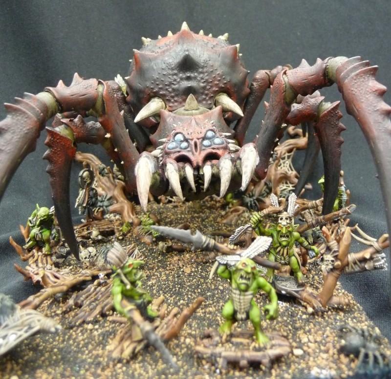 Galerie d'inspiration- Les figurines de Gobz - Page 2 Arachn11