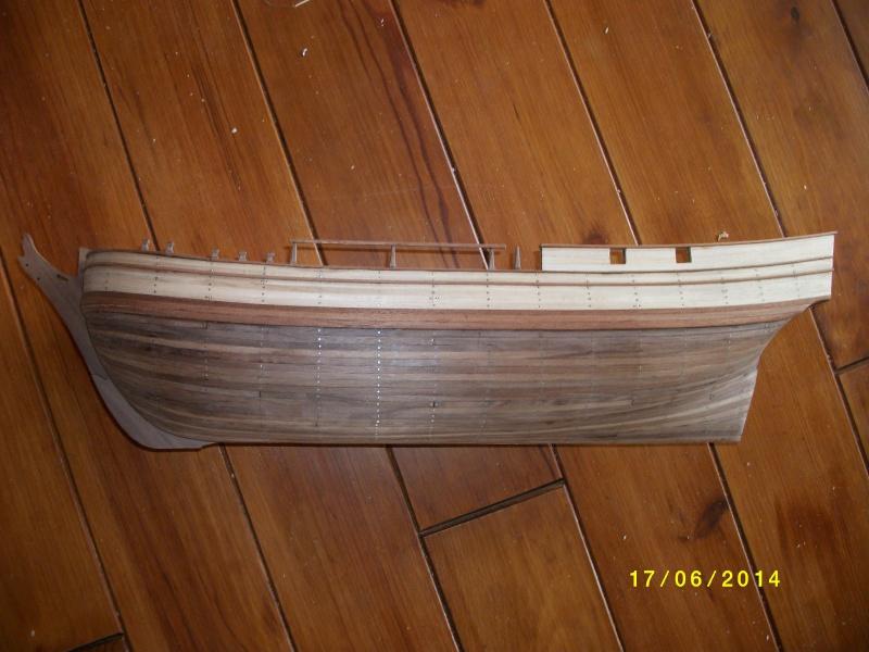 HMS BOUNTY Artesania Latina  - Page 2 Imgp1015