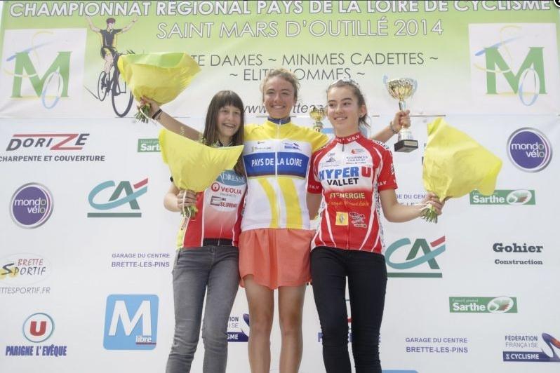 Championnat régional fille  Captur11