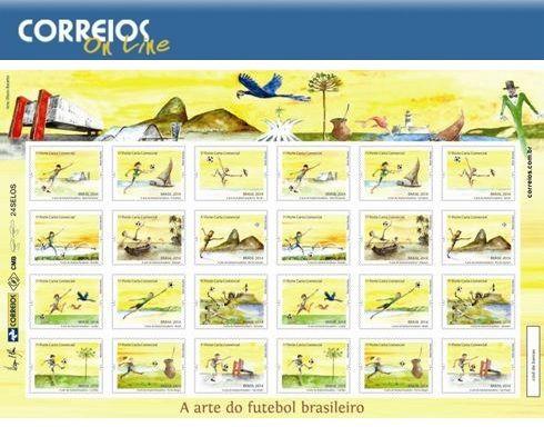 Brasilien Copa2013