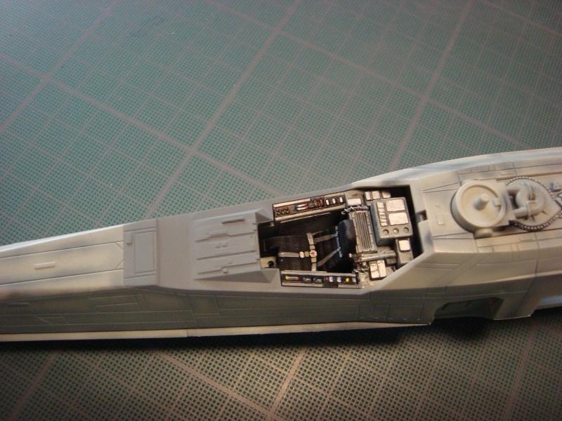 X-Wing Fighter Star Wars, 1/48 FineMolds Dsc02123