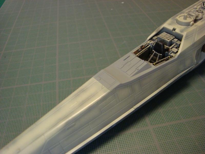 X-Wing Fighter Star Wars, 1/48 FineMolds Dsc02124