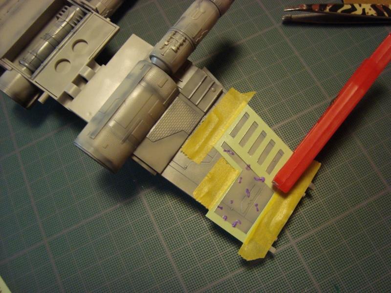 X-Wing Fighter Star Wars, 1/48 FineMolds - Page 3 Dsc02130