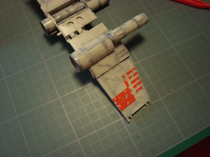 X-Wing Fighter Star Wars, 1/48 FineMolds - Page 3 Dsc02131