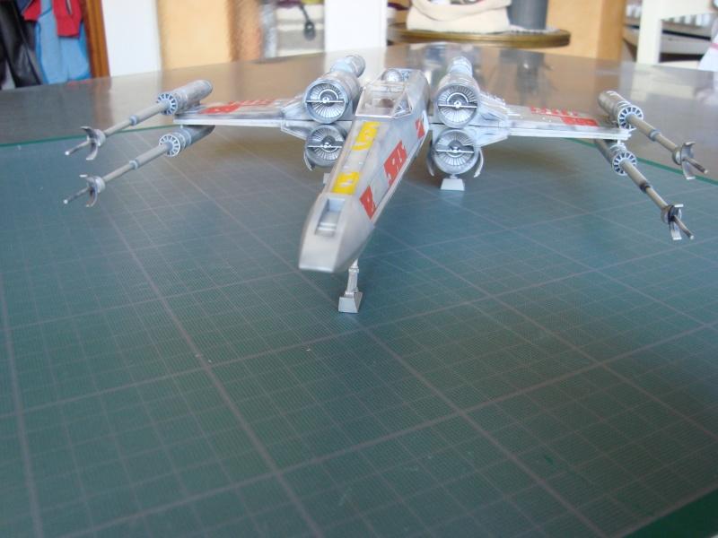 X-Wing Fighter Star Wars, 1/48 FineMolds - Page 3 Dsc02134