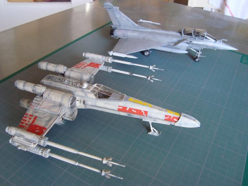 X-Wing Fighter Star Wars, 1/48 FineMolds - Page 3 Dsc02135
