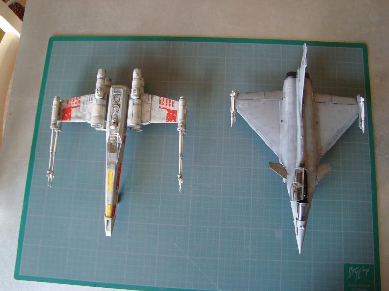 X-Wing Fighter Star Wars, 1/48 FineMolds - Page 3 Dsc02210