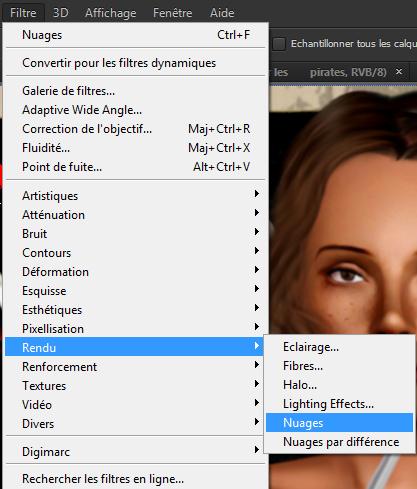 [Photoshop] Créer Des Gouttes de Sang Nuages10