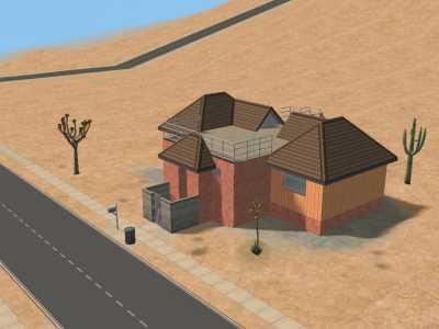 Cherche photo/plan (ou même détails) d'une des maison de Zarbille dans les sims 2 Snapsh10