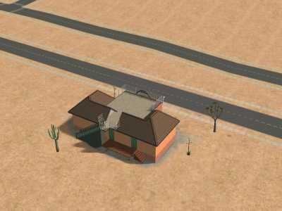 Cherche photo/plan (ou même détails) d'une des maison de Zarbille dans les sims 2 Snapsh12