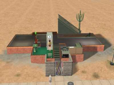 Cherche photo/plan (ou même détails) d'une des maison de Zarbille dans les sims 2 Snapsh15