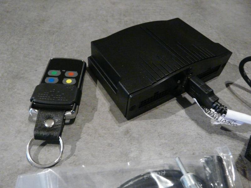 Interface USB/AUX P1050011