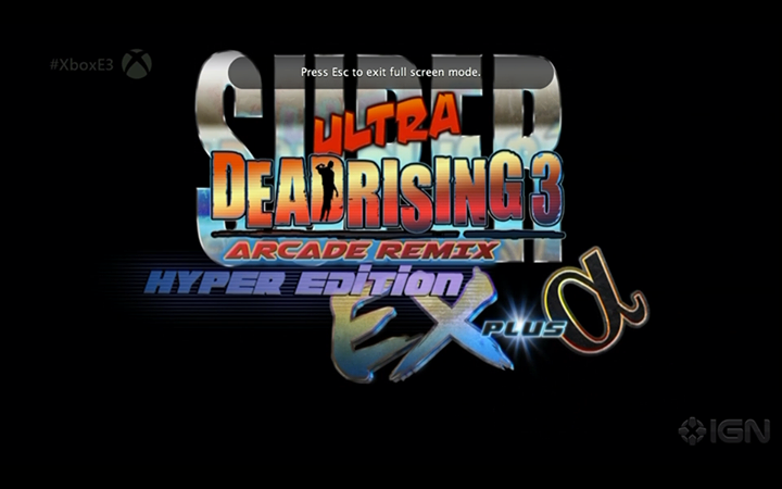 Capcom releases possibly the greatest DLC ever (Dead Rising 3) 10415610