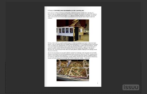 minerals - RESSENYA V Taula d'Intercanvi de Minerals de Canyelles 31-05-14 Ressen12