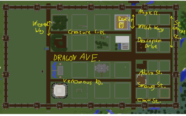 New City Needed! Dragon12