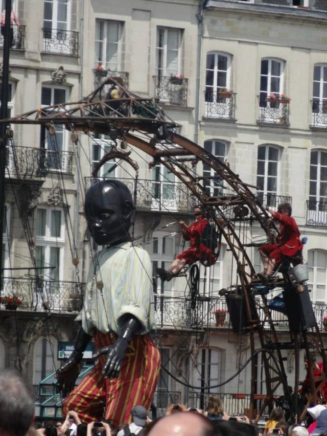 Le retour de la Petite Géante à Nantes 10363610
