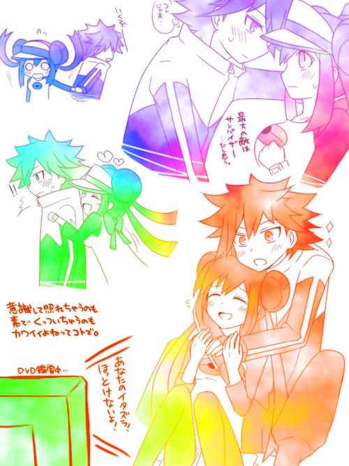SequelShipping [Leia-chan/Mei/Echo x Rage-kun/Hyuu/Matis] F6ec9811