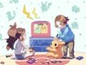 ChessShipping [Black/Touya x White/Touko] ♥ Pokamo11