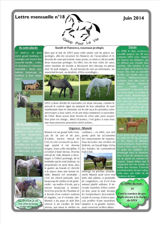GPLV - Lettre mensuelle n°18 - Juin 2014 Nl_jui10