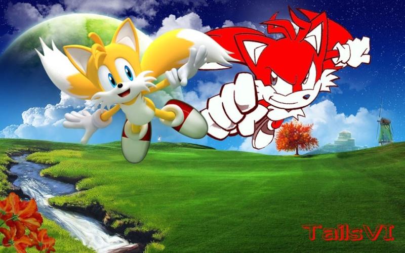 Votre fond d'écran - Page 2 Sonic_11