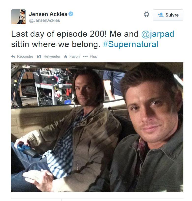 Le Twitter/FB/Insta de Jensen et Danneel 1610