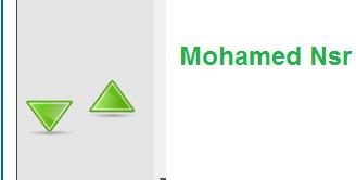 كود الصعود للاعلى والنزول للاسفل للمنتدى  Mohame17