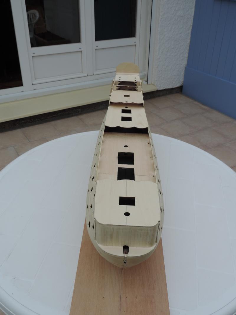 Montage de mon premier modele le Sovereign of the Seas  - Page 2 112