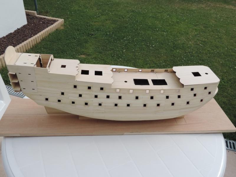 Montage de mon premier modele le Sovereign of the Seas  - Page 2 212