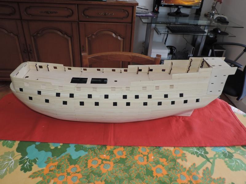 Montage de mon premier modele le Sovereign of the Seas  - Page 2 310