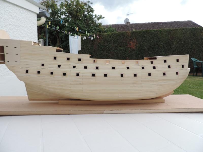 Montage de mon premier modele le Sovereign of the Seas  - Page 2 312