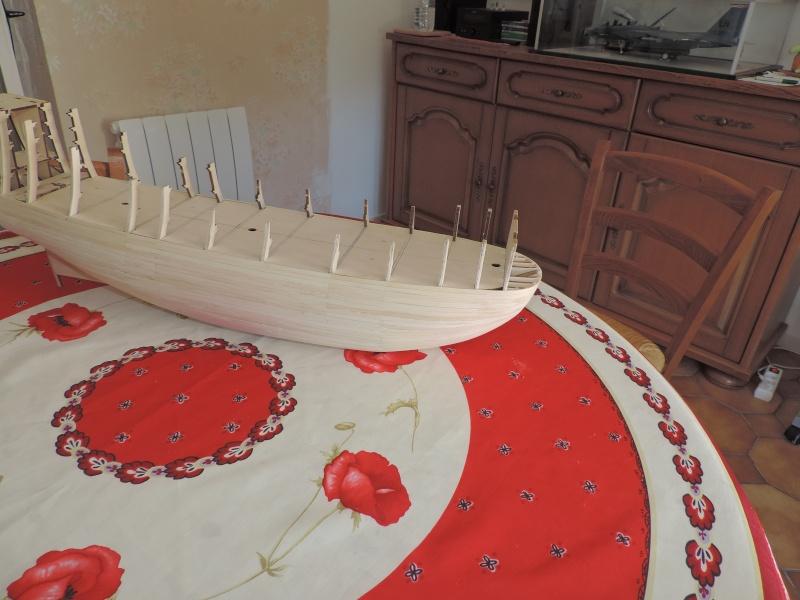 Montage de mon premier modele le Sovereign of the Seas  Dscn0111