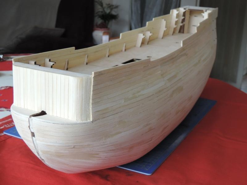 Montage de mon premier modele le Sovereign of the Seas  Dscn0113