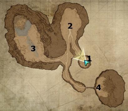 Clairière dérobée (1p lvl60) Map10