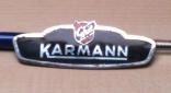 Ma Karmann en restauration apres accident frontale Emblem10