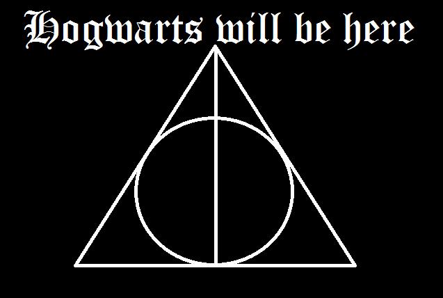Hogwarts will be here Hogwar10
