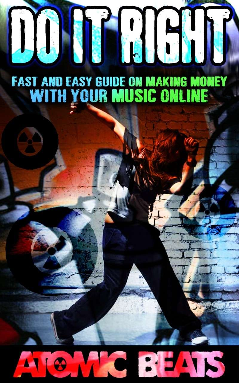 Make Money With Your Music eBook Atomic10