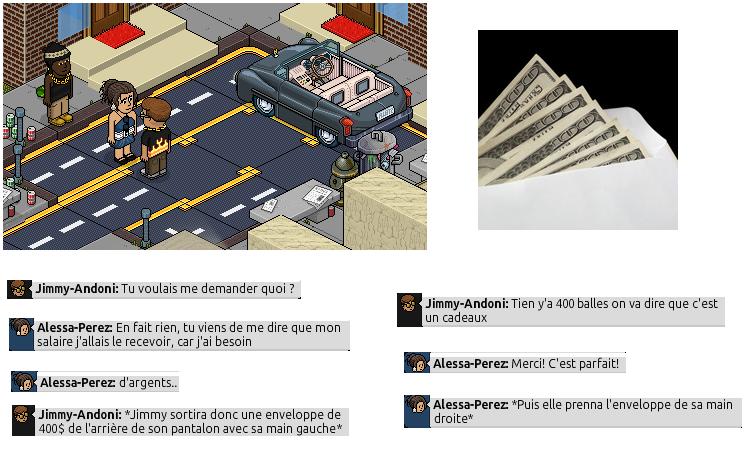 """Jimmy""""Jimmy Gun"""" Andoni[Screen Parti] Alessa10"""